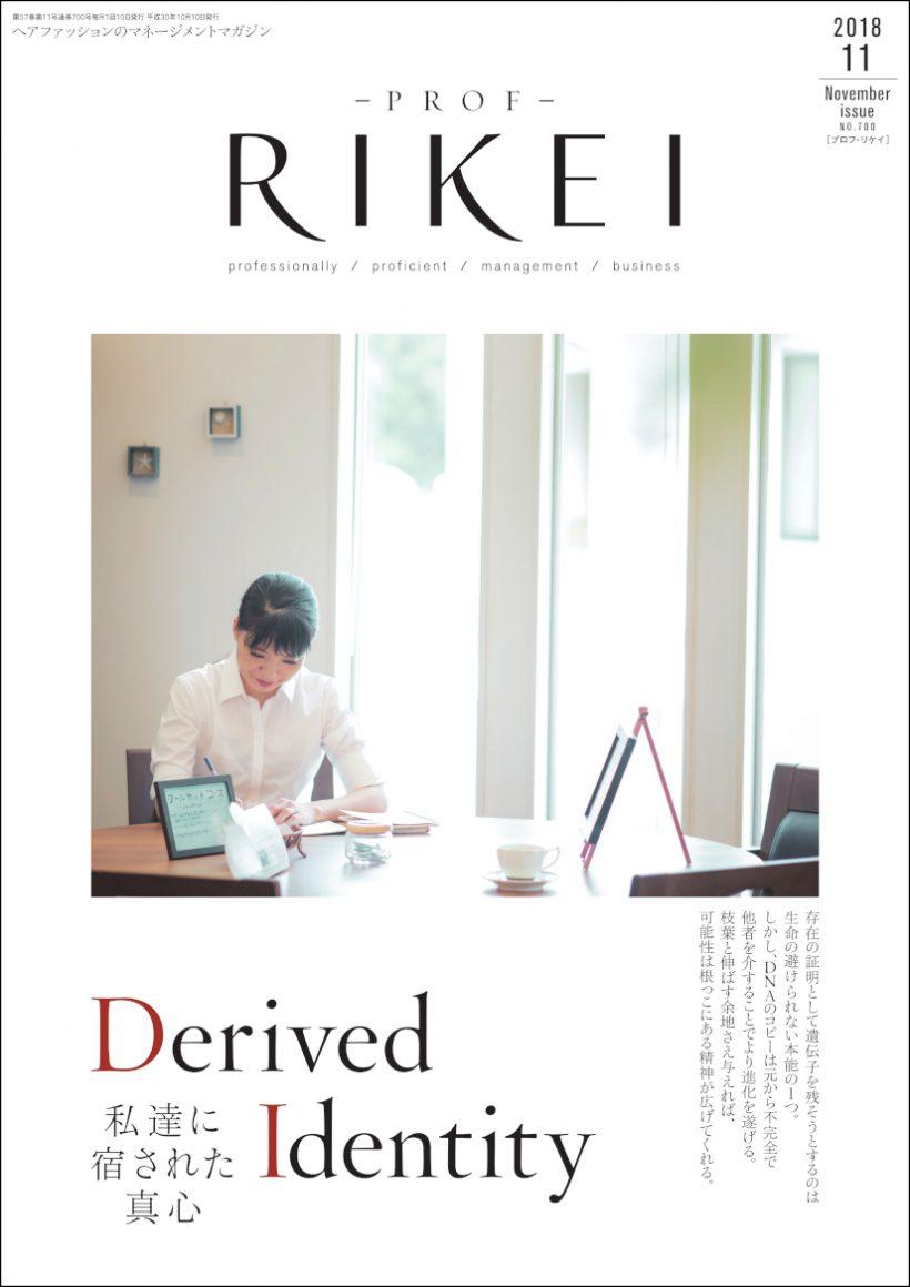 PROF-RIKEI-2018年11月号